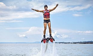 flyboard 1 person 30 minutes