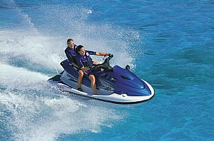 YAMAHA SPORT 110HP 20 min 2 persons