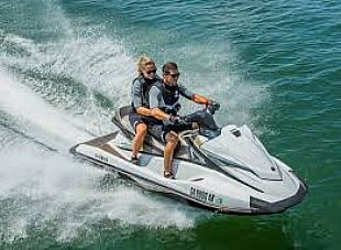 YAMAHA SPORT 130HP 10 min  2 persons